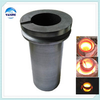 Melting Graphite Crucible For Melting Metal 3kg Graphite Crucible Gold