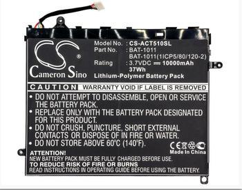 Cameron Sino 10000mAh battery for ACER Iconia Tab A510 Tab A700  A710  BAT-1011(1ICP5/80/120-2) BT.0020G.003