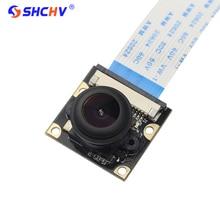 Best price Raspberry Pi 3 Camera Night Vision Wide Angle Fisheye 5M Pixel 1080P Camera Compatible Raspberry Pi 2 Model B Free Shipping