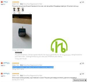 Image 5 - Hifivv Âm Thanh Alps Chiết Áp Nhật Bản Loại Ban Đầu 27 50K Tập Chiết Áp Âm Thanh Hifi Stereo Amp Linh Kiện Điện Tử