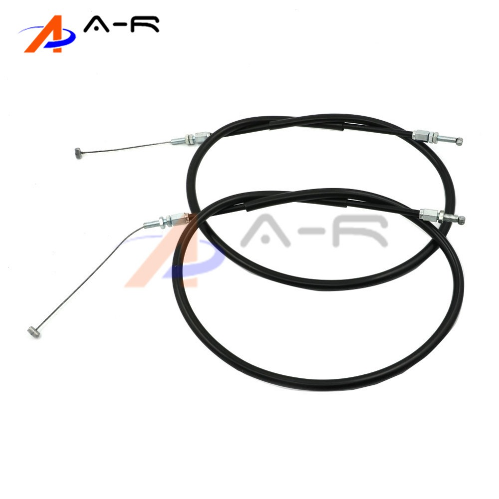 купить Motorcycle Throttle Oil Cables Line Accelerator Cable For Honda XR250 XR 250 1995-2012 96 97 98 99 2000 01 02 03 04 05 06 07 08 дешево