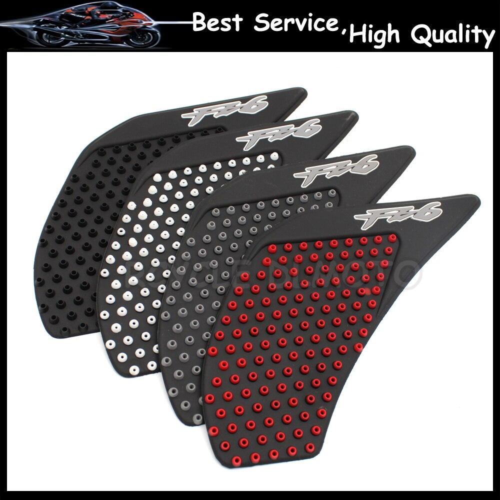 Adesivo antiscivolo per moto antiscivolo serbatoio Grip Serbatoio Traction Pad