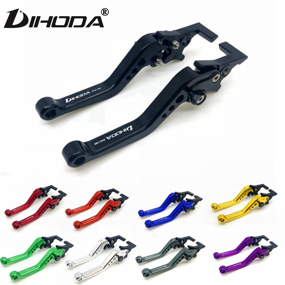 VT750 Phantom//Shadow 2010-2019 T/ÜV Short Brake Clutch levers for HONDA NC750 S//X 2014-2015 CMX 500//300 Rebel//500 Rebel 2017-2019 Black