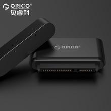 2.5 дюймовый Жесткий Диск SSD Адаптер USB3.0 Тип-к Микро B Type-c SATA3.0 HDD Кабель-Адаптер JMS578 Чип Инструмент Бесплатный Дизайн Dust-proof