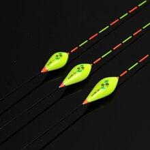 3pcs/lot Buoys Fishing Floats Set Nano Floats For Fishing River Stopper Bobber Carp Float  Fishing Tackles Equipment