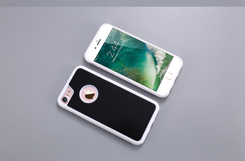 geekoplanet.com - Anti-Gravity Magical Sticky Case For Apple & Samsung Smart Phones