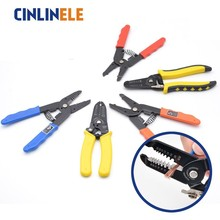 ФОТО stripping wire stripper multi tool mini pliers cutter cable tools crimping terminals save effort multitool alicate ferramentas