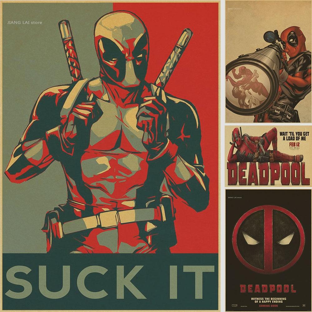Poster Marvel - Retro   Posters.de