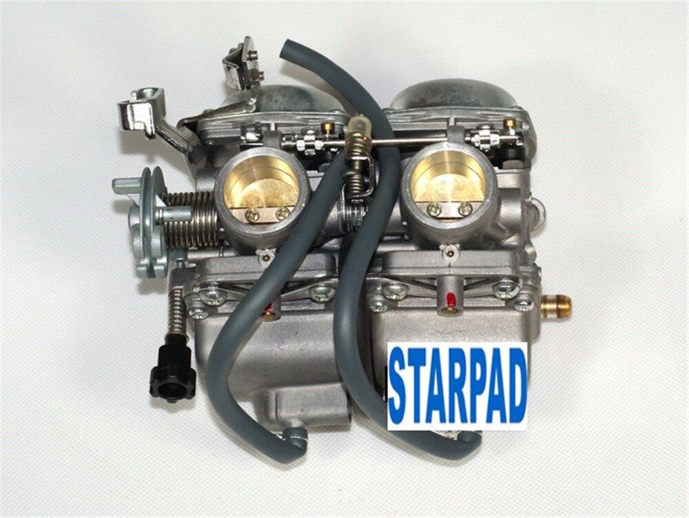 STARPAD For Honda Wang Chunlan Leopard CBT125 Qianjiang 150 twin motorcycle carburetor free shipping original 26mm mikuni carburetor for cbt125 cb125t cbt250 ca250 carburador de moto