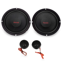 Clearance Car Speaker Automobile Two way Component Audio Speaker 6.5 Inch High Pitch Car Audio Universal Sound Car HIFI