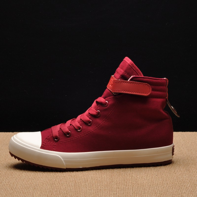 ZYYZYM Heren Canvas Schoenen Fashion Sneakers Lente 2018 Help - Herenschoenen - Foto 5