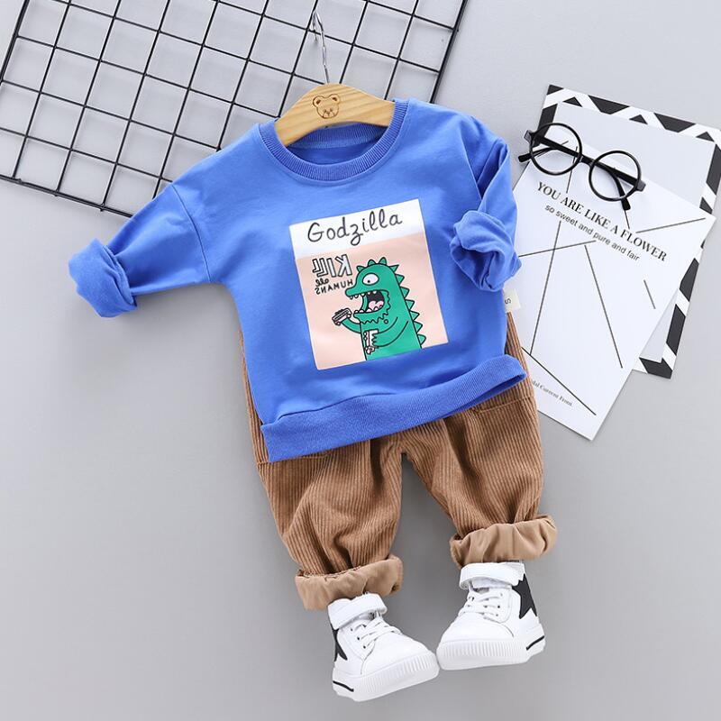 934c8ffd7 2019 Verão Conjuntos de Roupas Meninas Terno Do Esporte do Menino Pullover  Set Garoto 2 Ternos Set Criança Mickey Treino 1 6 anos em Conjuntos de  roupas de ...