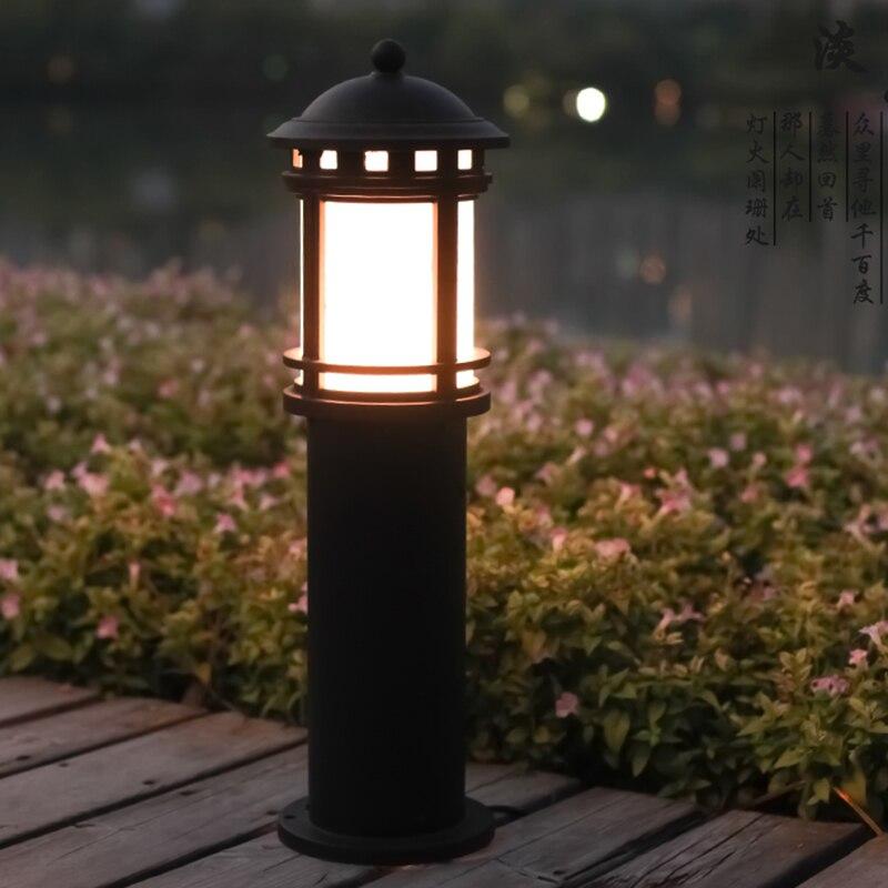 Lighting Modern Design Led Lawn Light