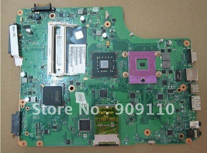 все цены на  A500/505 integrated GM45 DDR2 for Toshiba SATELLITE laptop motherboard  A500/A505 SPS V000198120 6050A2323101-MB-A01  онлайн