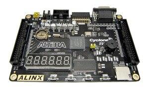 Image 2 - האחרון גרסת Altera EP4CE10 FPGA פיתוח לוח עם 256 M SDRAM 16 M SPI