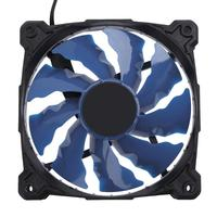 DC 12V Water Liquid Cooling System CPU Cooler Fluid Dynamic Bearing 120mm PC Cooling Fan With