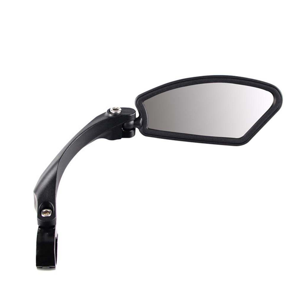 Fahrrad Rückspiegel Fahrrad Radfahren Breite Palette Zurück Anblick Reflektor Einstellbare Spiegel Sicherheit Hinten Rückspiegel # C