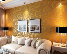 beibehang Simple 3D Sagging Nonwoven wall paper Personality Abstract Stripe 3d Wallpaper KTV Bar Bedroom Living room Background цена 2017