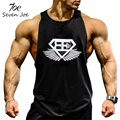 Siete Joe. musculación! 2016 chaleco ropa culturismo y fitness hombres undershirt tank tops tops golds hombres undershirt