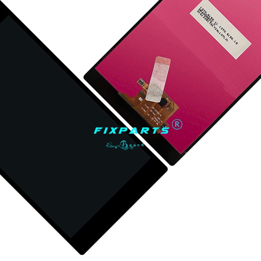 SONY Xperia Z Ultra XL39h XL39 C6833 LCD Display Touch Screen Digitizer