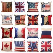 National Flag Pillowcase London…