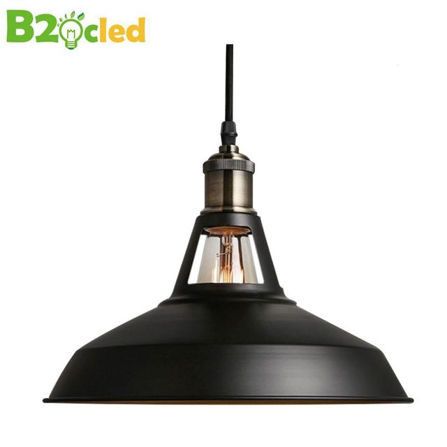Entzuckend Industrial Retro LED Pendant Lights Iron Art Pendant Lamp Edison Bulb  American Village Hanging Lamp Luminarie