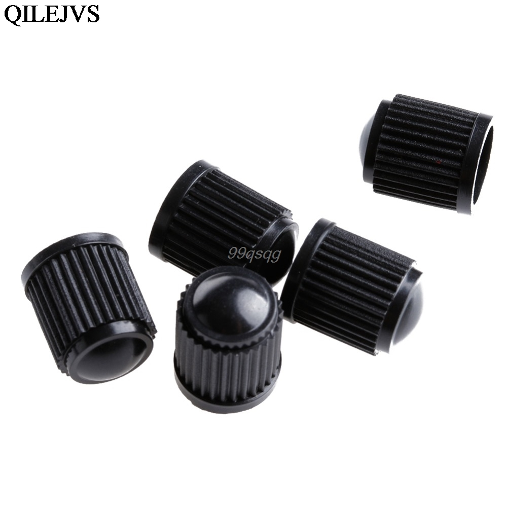 100PCS/Set Plastic Auto Car Bike Motorcycle Truck wheel Tire Valve Stem Caps Drop shipping