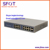 POE Interruptor de marcha atrás, 2 Puertos SFP + 16 Puertos FE Rj45 interruptor PD Operacional