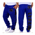 Free shipping men's casual trousers hip-hop large size casual pants tide goods fashion large size high quality