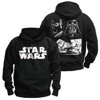 Sweatshirt 2013 Dark Star Wars Force STAR WARS TRACK JACKET HOODIE