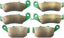 Disc Brake Pads Set for HONDA XL600 XL 600 V TRANSALP 1997 1998 1999 97 98 99