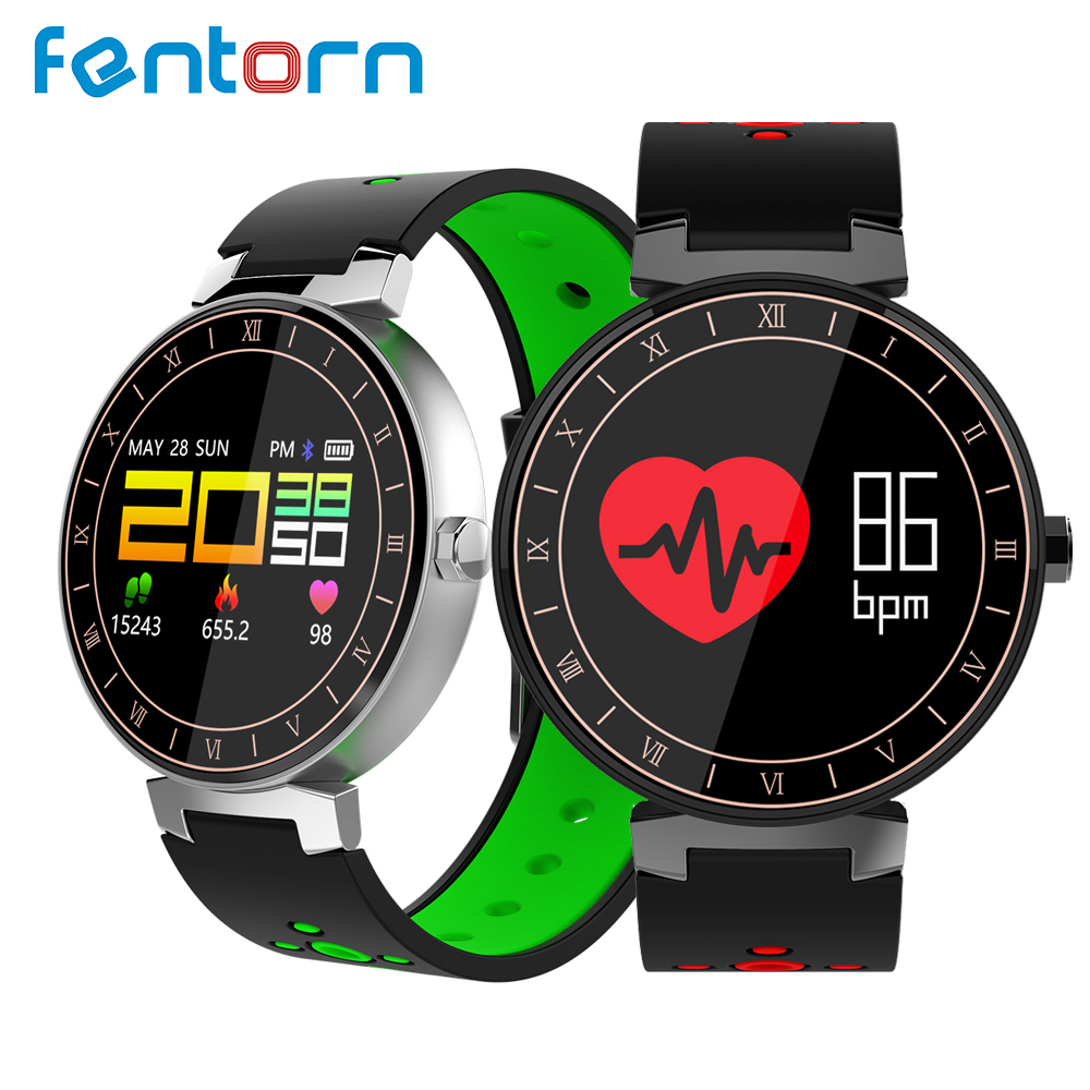 Fentorn L8 Smart Watch Men Blood Pressure IP68 Waterproof Fitness Tracker Clock Smartwatch For IOS Android Wearable DevicesFentorn L8 Smart Watch Men Blood Pressure IP68 Waterproof Fitness Tracker Clock Smartwatch For IOS Android Wearable Devices