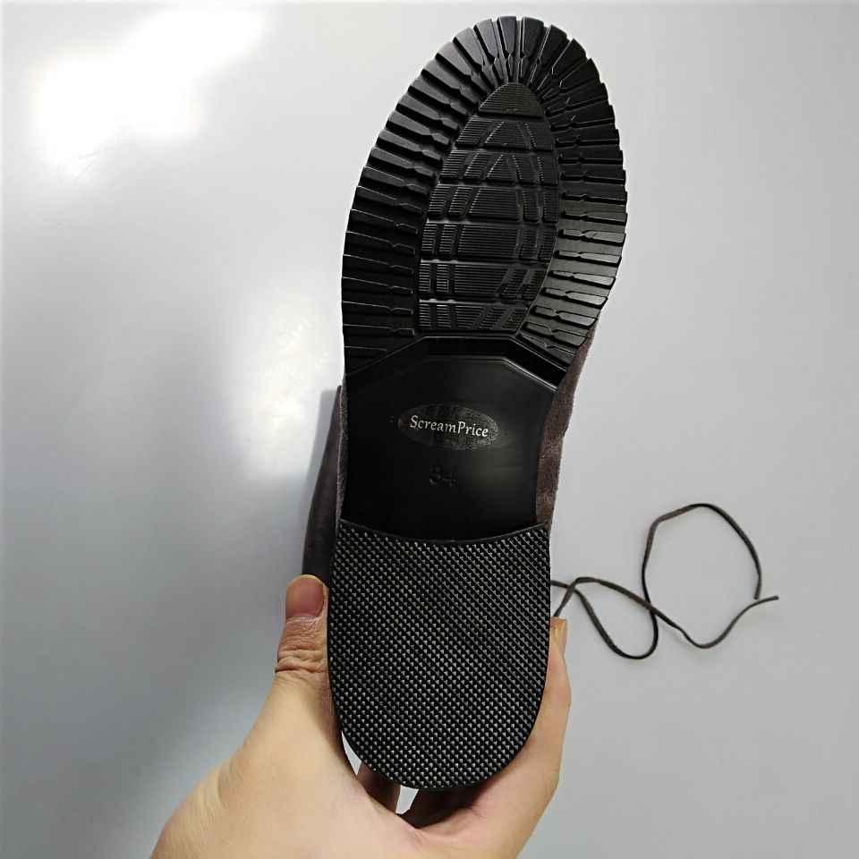 Düz uyluk yüksek çizmeler kış kadın diz çizmeler üzerinde konfor süet bayanlar uzun çizmeler kadın ayakkabı gri şarap siyah çizmeler 2019