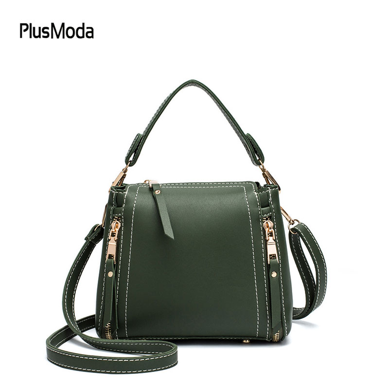 2018 New Fashion PU Leather Bolsa Small Bucket Bags Crossbody Bags for Women Handbag Lady's Shoulder Bag Women's Purse Messenger yihcare electronic body slimming massage belt gymnic muscle exercise arm leg waist vibration weight loss electric massager belts