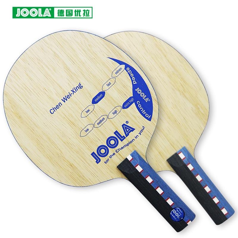 Joola CHEN WEIXING 7 Ply Defensive Play Table Tennis Blade CWX Chop Racket Ping Pong Bat