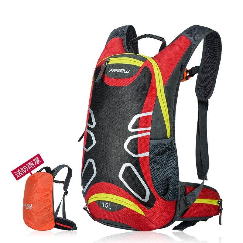 Anmeilu ciclismo respirável mochila saco da motocicleta