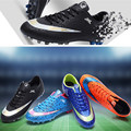 Kids' Sneakers Children's soccer shoes Shredded nails Male Teenage Spiked Grass AG Nails Training Foot Kids Boots Boys Shoes