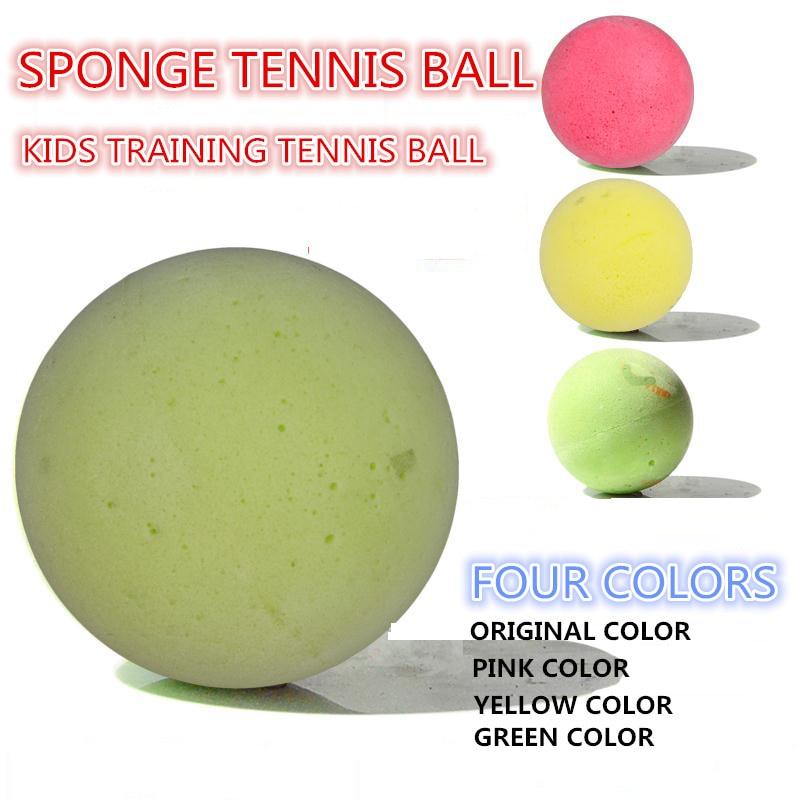 Kids starter foam ball kids tennis ball soft tennis ball