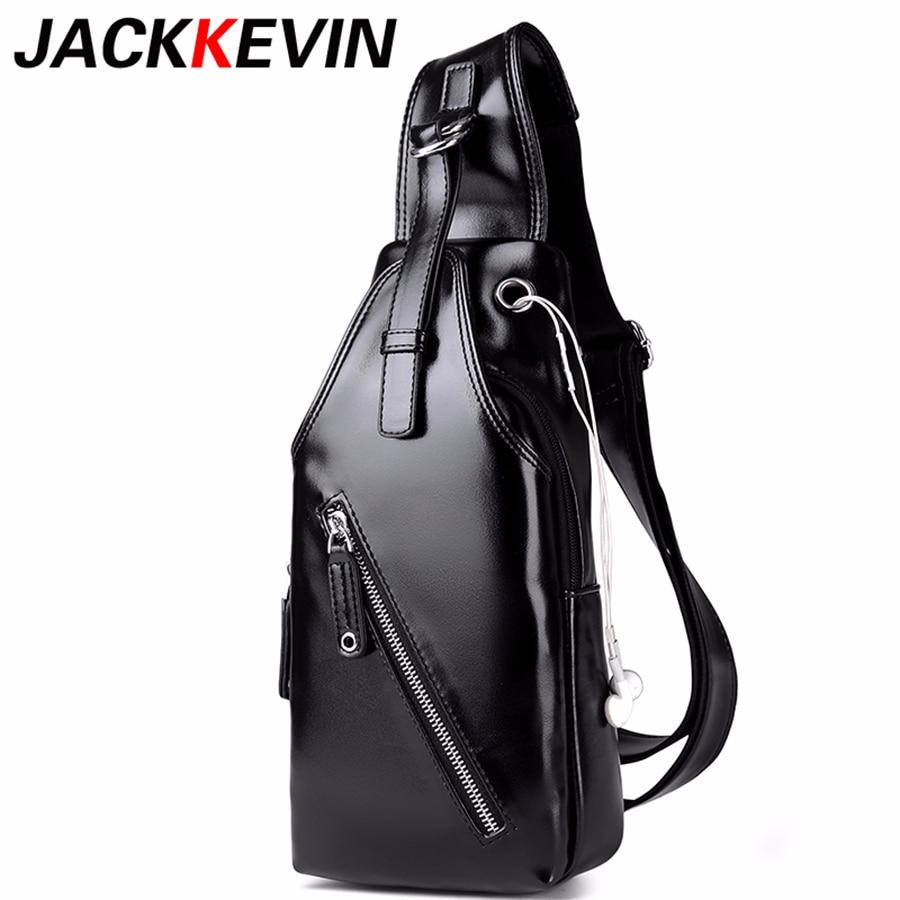 b720f51150b Famous Brand Bag Men Chest Pack Single Shoulder Strap Pack Bag PU Material Leisure  Bag Men Fashion Handbags Rucksack Chest Bag