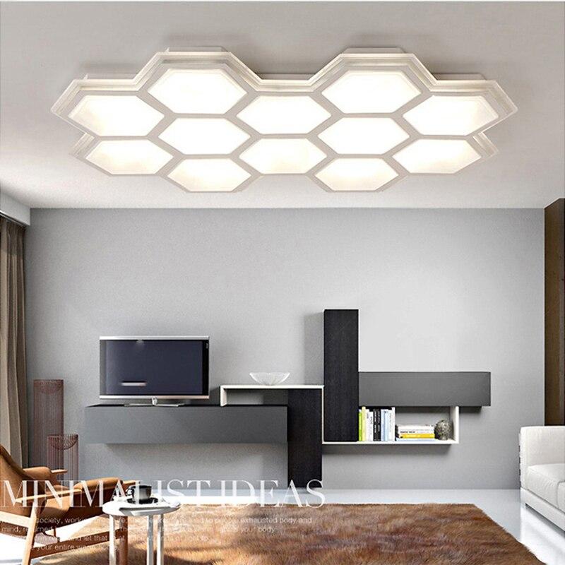 Moderne Kinderzimmer LED Decke Kronleuchter Wohnzimmer Schlafzimmer AC85 265 V Beehive Frmigen Beleuchtung Fr