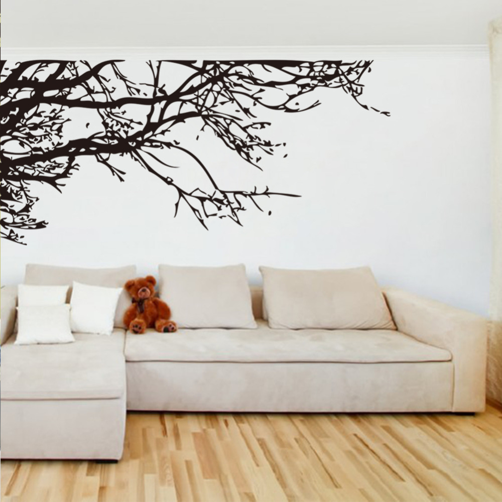 Design classico nero pianta di bambù albero soggiorno camera da ...