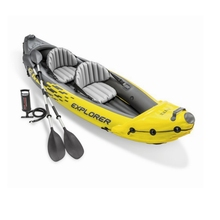 Aqua Marina Memba Kajak-Set Inflatable aufblasbar Kanu Kayak Tourenkajak Boot