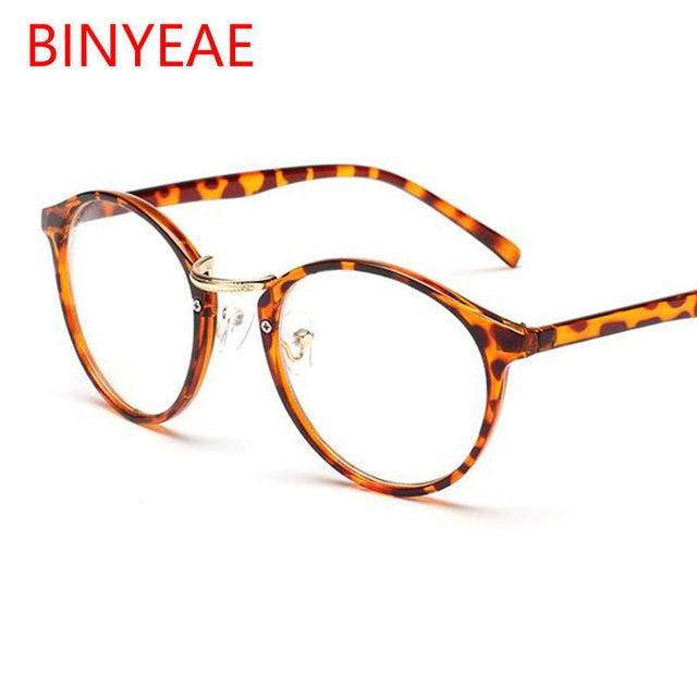 Online Shop cheap eyeglass frames women\'s fake glasses transparent ...