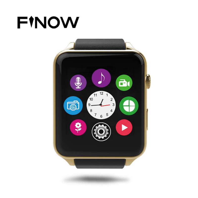 GT88 Waterproof font b smart b font font b watch b font camera NFC Bluetooth font