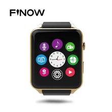 GT88 Waterproof  smart watch camera NFC Bluetooth Smart Watch Phone Mate female For iphone Sumsung Gold