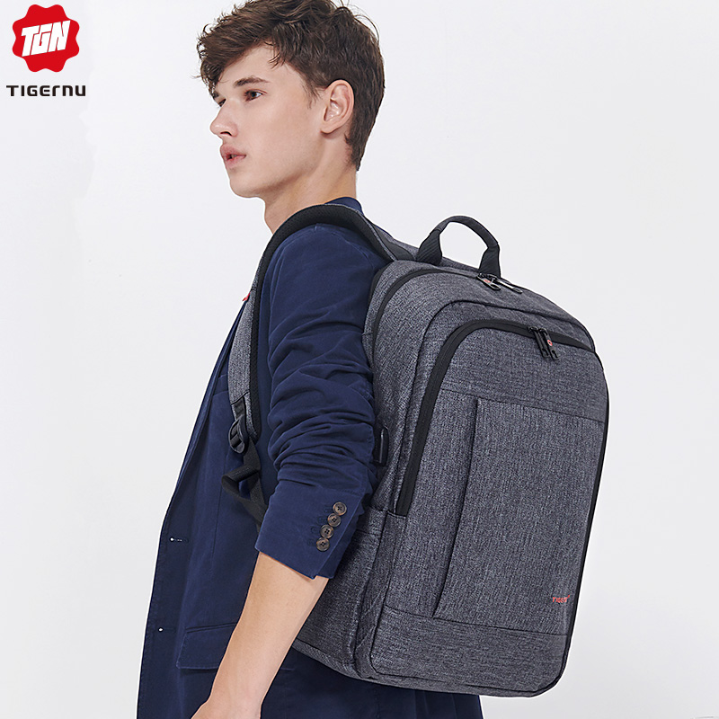 Anti thief USB bagpack 15.6 to 17inch laptop backpack for Women Men school Bag Female Male Travel Mochila Father's Gift