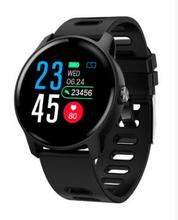 S08 Smart Watch IP68 Waterproof Heart Rate Monitor Fitness Tracker Sport Smartwatch Men Women For Android IOS mobile phone