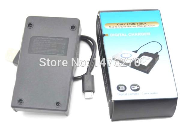 original vhbw® Ladegerät für OLYMPUS   Li-10C LI10C