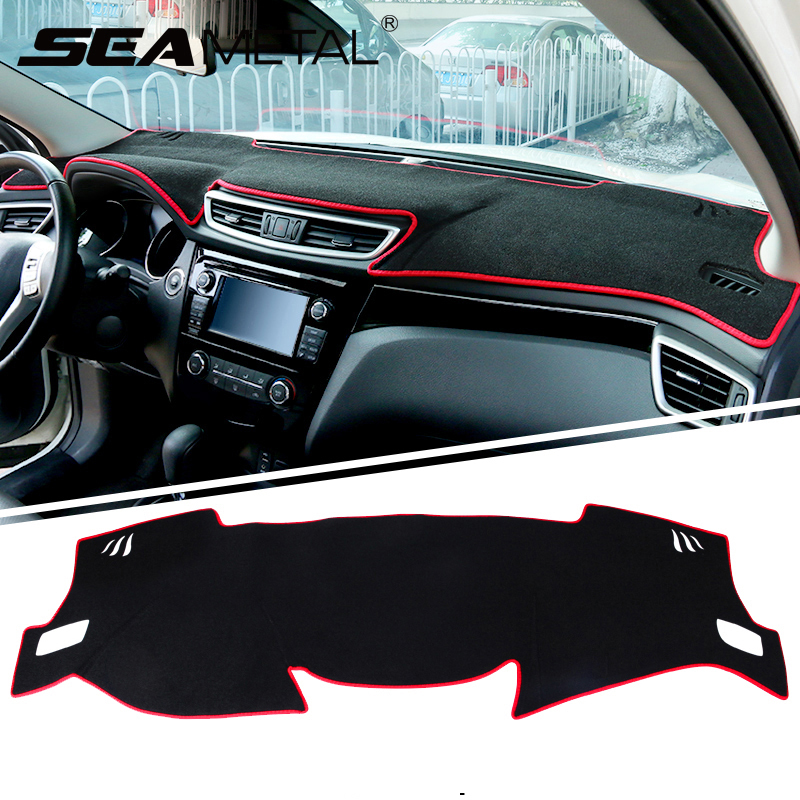For Nissan Qashqai J11 Accessories 2018 2016 2017 2015 2014 LHD Car Dashboard Mats Carpet Protective Automobile Anti SunshineFor Nissan Qashqai J11 Accessories 2018 2016 2017 2015 2014 LHD Car Dashboard Mats Carpet Protective Automobile Anti Sunshine