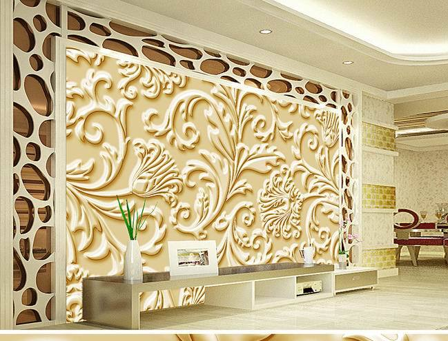 large environmental mural wall paper 3d wall photo chinese